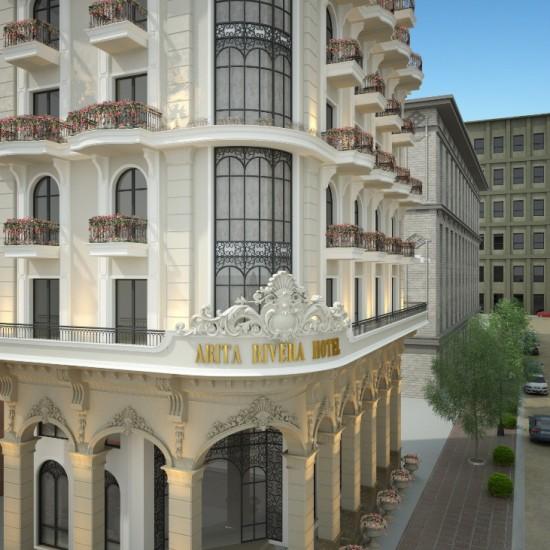 Khách sạn Arita Rivera – Đà Nẵng